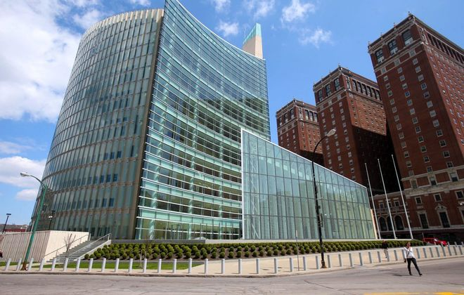 The federal courthouse in downtown Buffalo. (Robert Kirkham/News file photo)
