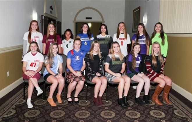 All-WNY girls soccer 2018