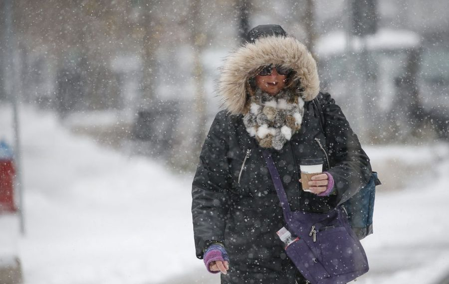 It looks like a colder weather pattern is on its way.  (Derek Gee/News file photo)