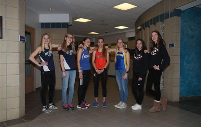 All-WNY Girls Cross-Country 2018