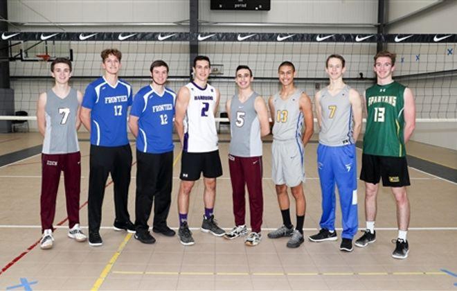 All-WNY Boys Volleyball 2018