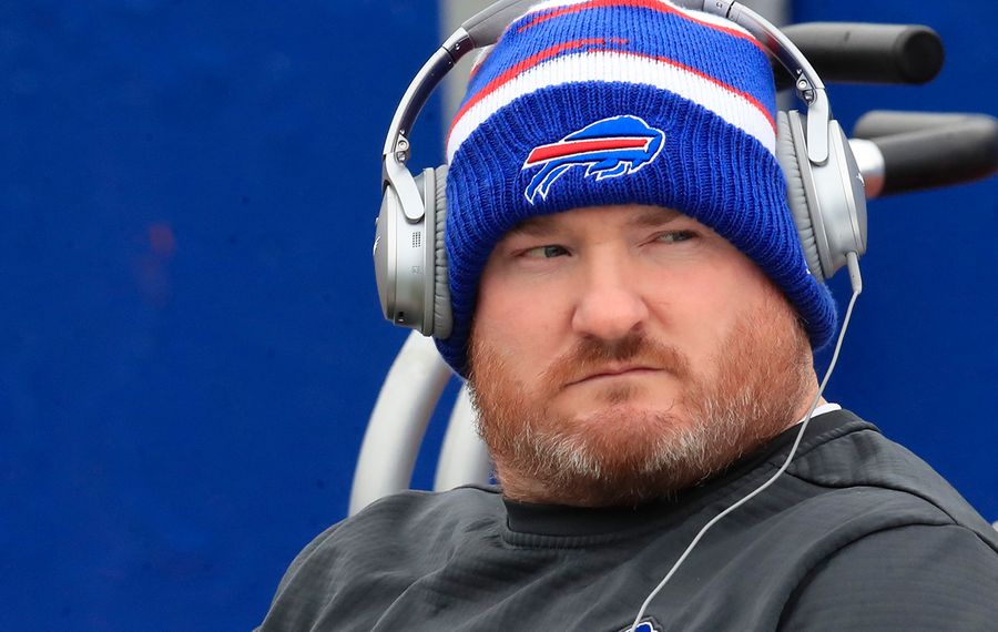 Kyle WIlliams. (Harry Scull Jr./News file photo)