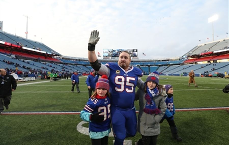 [BN] Blitz newsletter: As Kyle Williams walks off into sunset, Josh Allen provides hope for bright future