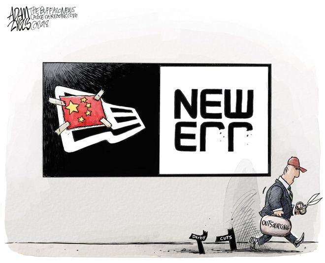 New Era cuts: December 12, 2018