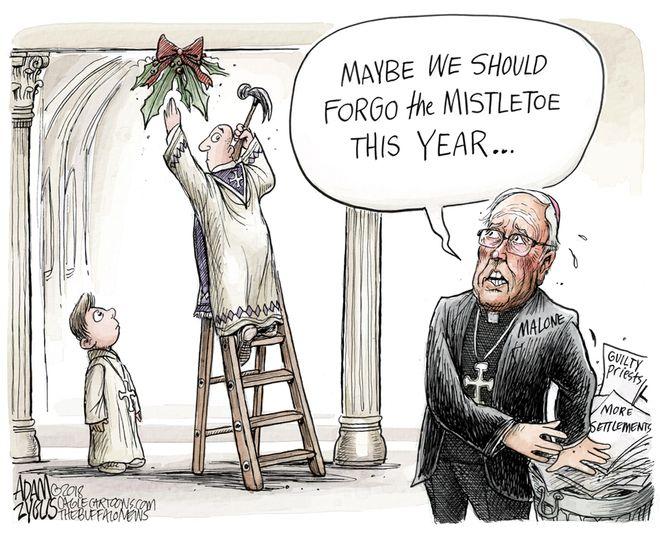 Guilty priests: December 18, 2018