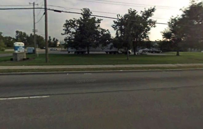 Speed Global Services acquired this Broadway warehouse property. (Google Maps)