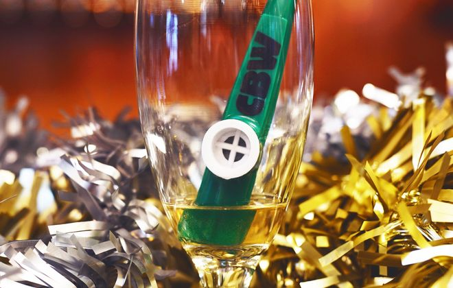 """Community Beer Works is saying """"Good Riddance to 2018"""" with a New Year's Eve event at its new headquarters. (Photo courtesy Mike West/Social Media Manager at Community Beer Works)"""