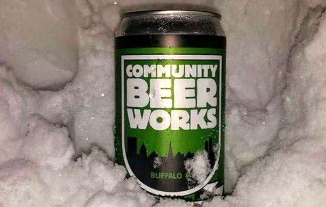 Community Beer Works Heat Rays is a great seasonal beer.