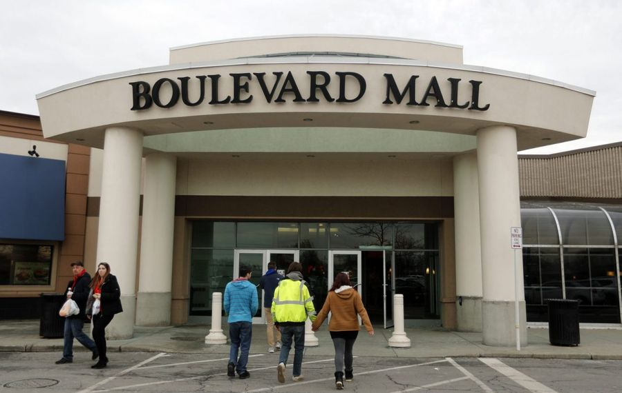 Developer Doug Jemal said he closed on his purchase of the Boulevard Mall late last month. (Mark Mulville/Buffalo News file photo)