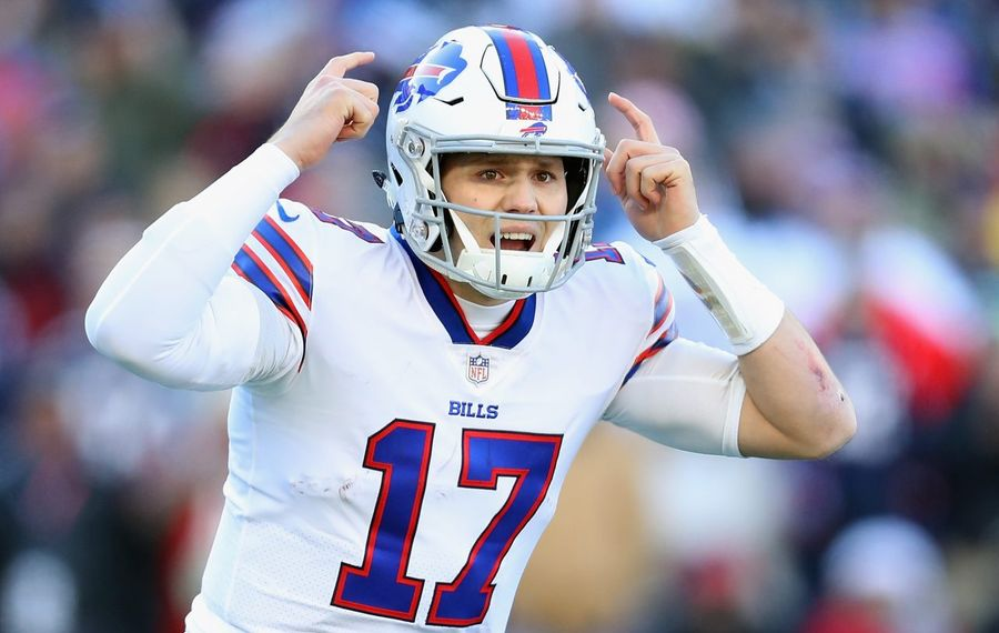 Josh Allen. (Getty Images)