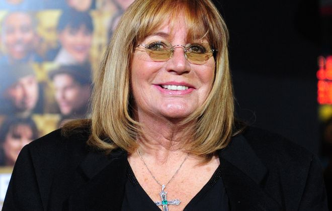 Actress and director Penny Marshall pictured in 2011. (Getty Images)