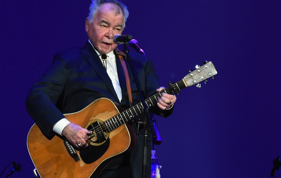 John Prine has booked a show for Shea's. (Rick Diamond/Getty Images)