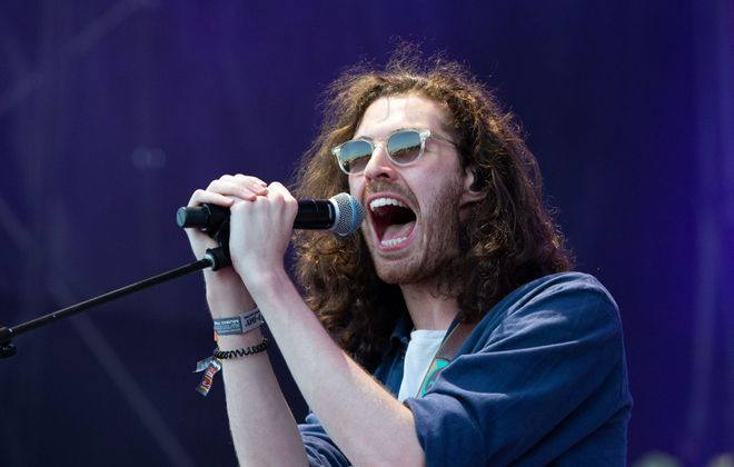 Hozier has set a concert at Shea's Buffalo Theatre. (Getty Images)