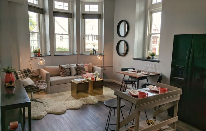 The new McDermott Lofts are located at 169 Elk St.