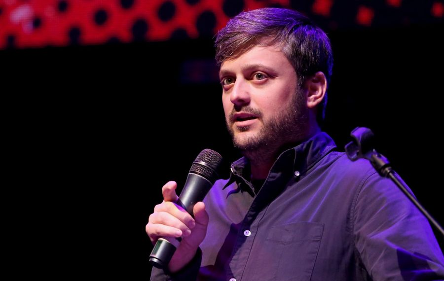 Nate Bargatze performs three shows at Helium Comedy Club. (Getty Images)