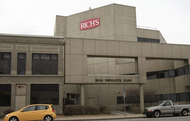 Rich Products has operations worldwide but has not had any employees contract coronavirus. (Derek Gee/News file photo)