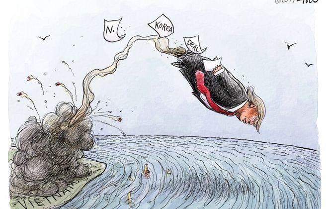 North Korea summit: March 3, 2019