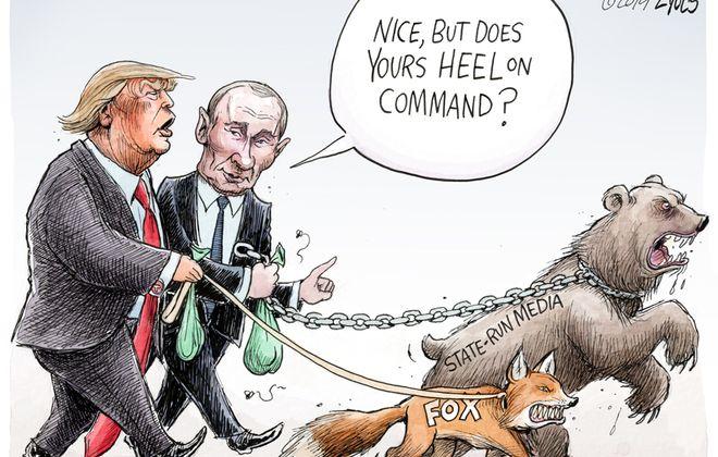 Fox News: March 5, 2019