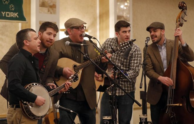 Catch the seasonal sounds of the Celtic band Crikwater at the 9th Ward @ Babeville. (Mark Mulville/News file photo)