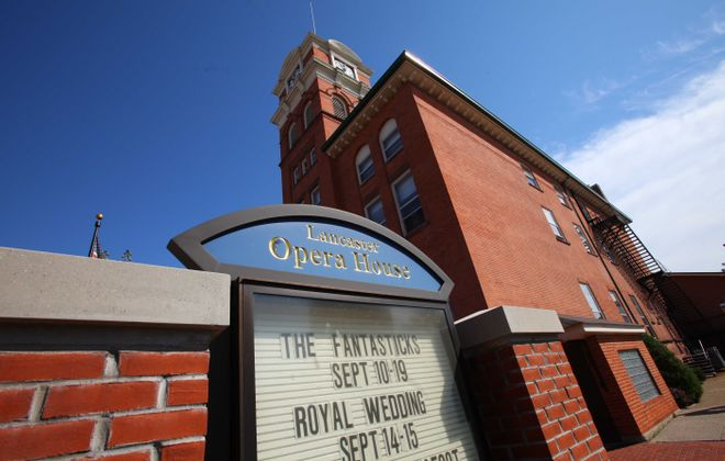 Lancaster Opera House. (News file photo)