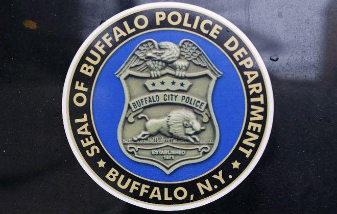 Buffalo police recruits help at city parks, Broadway Market