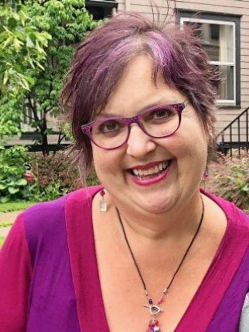 Bernadette 'Berni' Hoppe, 54, lifelong activist, attorney, college professor