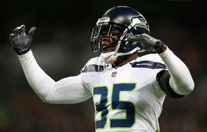 Maurice Alexander, a Seattle Seahawks free agent, seems to have signed with the Bills  (James Chance/Getty Images)