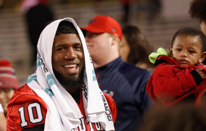 Ed Oliver has been a popular choice to the Bills among mock drafts. (Getty Images)