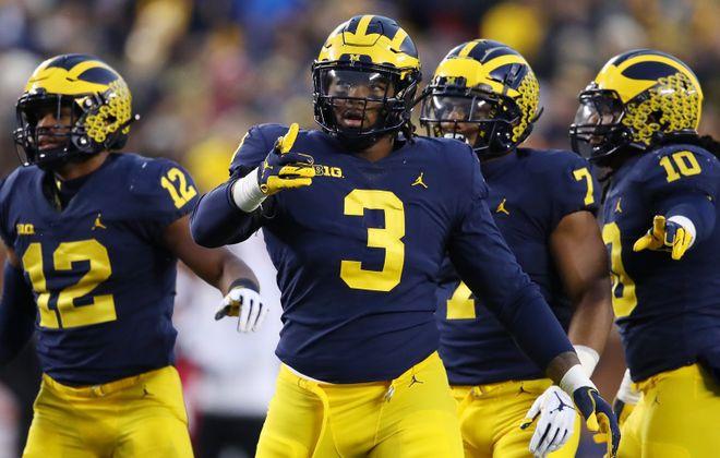 Michigan's Rashan Gary (Getty Images)