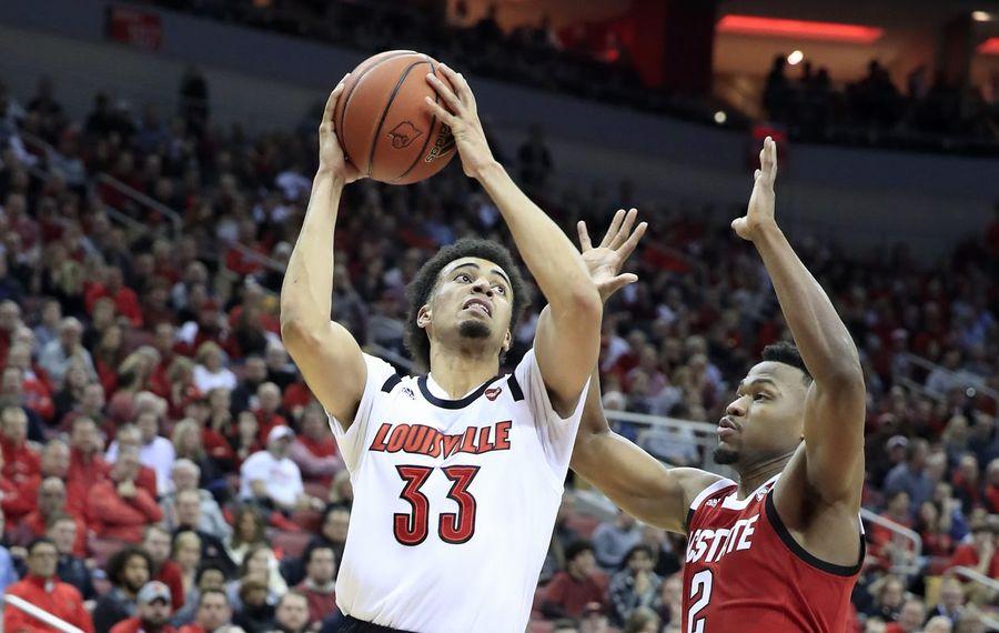 Louisville offers major clue that Park grad Jordan Nwora is re-entering NBA draft