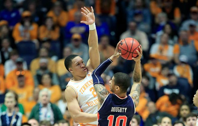Mark Gaughan's liking Tennessee for this year's March Madness brackets. (Andy Lyons/Getty Images file photo)