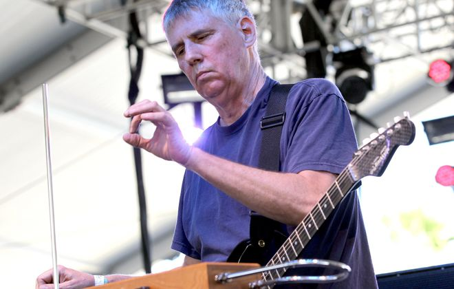 Greg Ginn, the last founding member involved in Black Flag, will drop by the Tralf with a new incarnation of the band. (Getty Images)