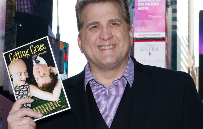 Actor and director Daniel Roebuck attends a  Getting Grace Sneak Peek Tour at Times Square on March 6, 2018, in New York City.  (Lars Niki/Getty Images for Hanover House)