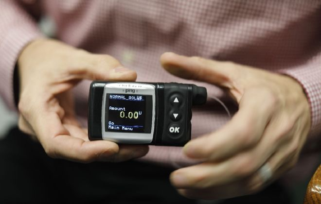 Tracking blood sugar – and taking steps to keep it at healthy levels – is vital for those with diabetes to safeguard their health. (Derek Gee/News file photo)