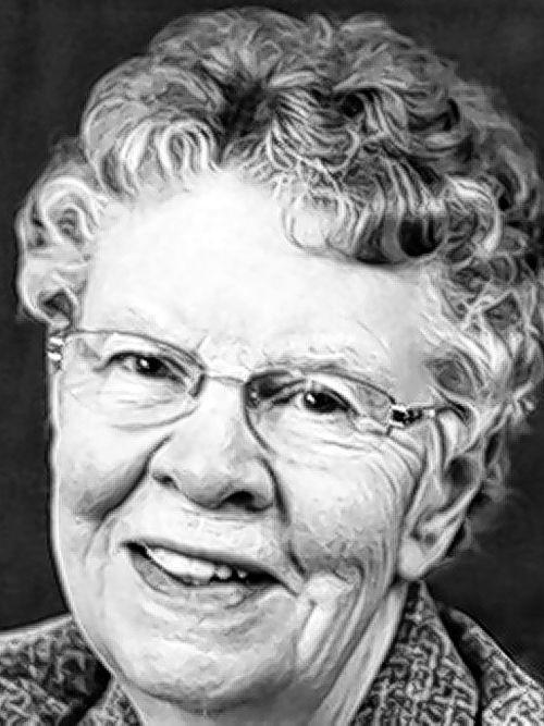 McTARNAGHAN, Sister Marie (Elizabeth Ann, OSF
