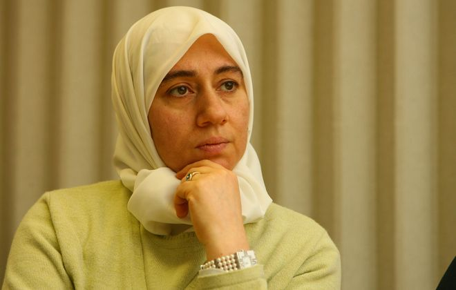 """Dr. Sawsan Tabbaa, of the Muslim Public Affairs Council of Western New York, will help launch the annual """"Understanding Islam"""" speaker series this week. (News file photo)"""