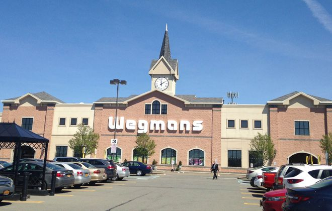 Wegmans will ban single-use plastic bags on Jan. 27. (Buffalo News file photo)