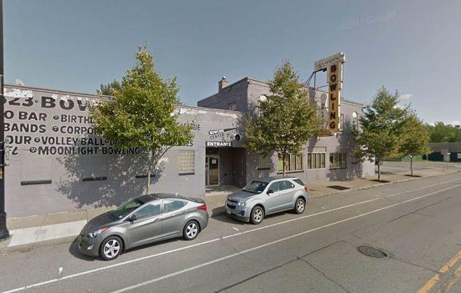 The former Recckio's on South Park Avenue. (Google)