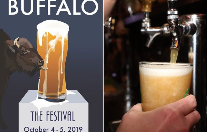 Elite national beer event The Festival is coming to Buffalo this fall. (Photos via Shelton Brothers Inc., plus Buffalo News file photo)