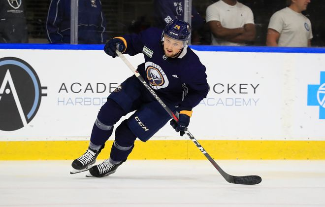 Rasmus Asplund is being more aggressive and has seen his scoring increase. (News file photo)