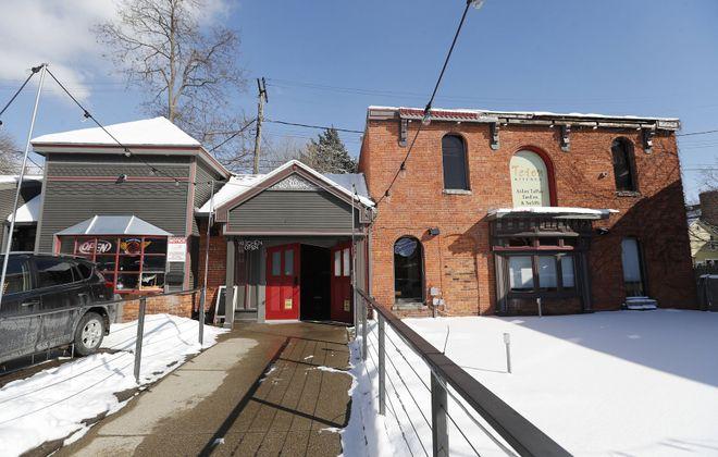 Teton Kitchen on Elmwood Ave. (Mark Mulville/Buffalo News)