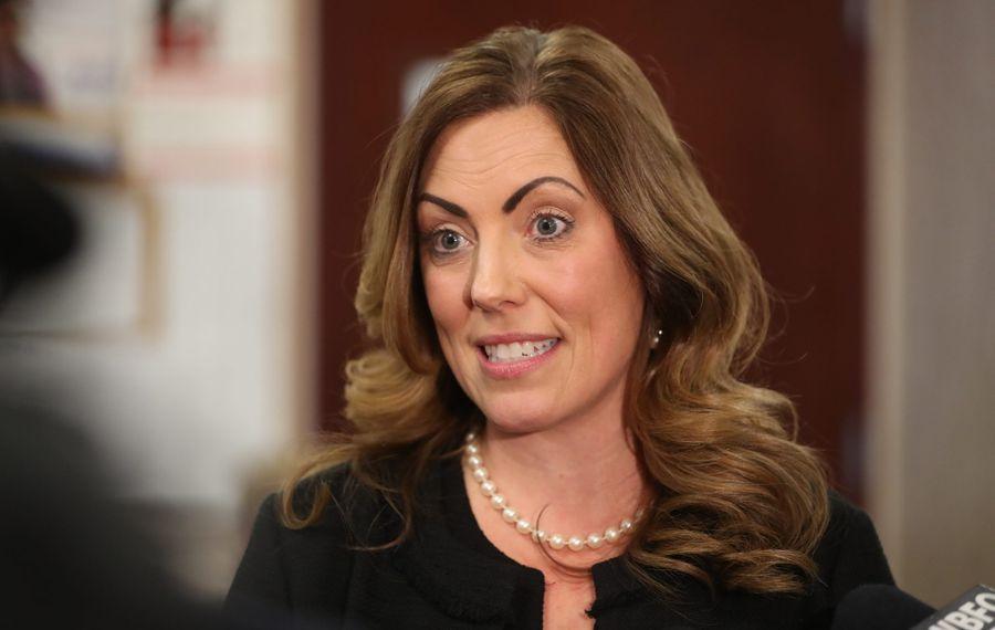 Niagara County District Attorney Caroline A. Wojtaszek. (John Hickey/News file photo)