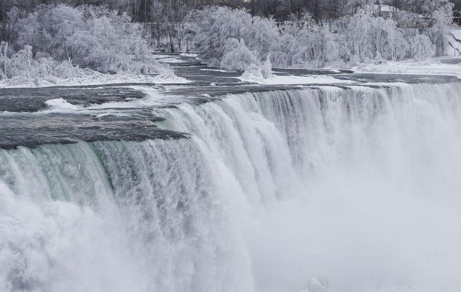 No Niagara Falls Is Not Frozen No Matter What You Ve