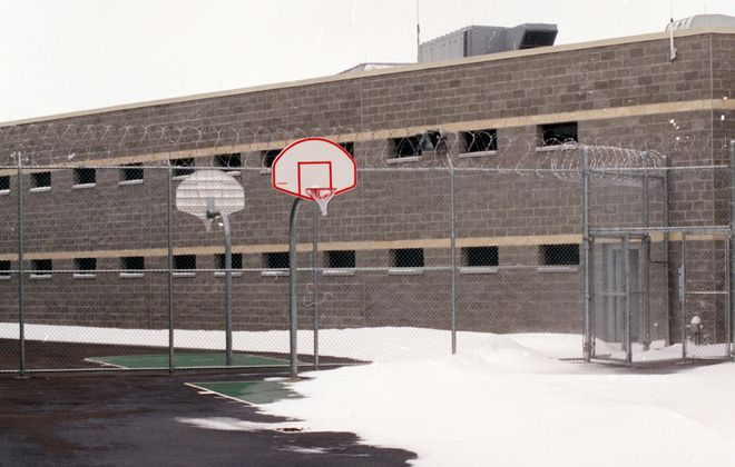 The Batavia Detention Center. (Sharon Cantillon/News file photo)