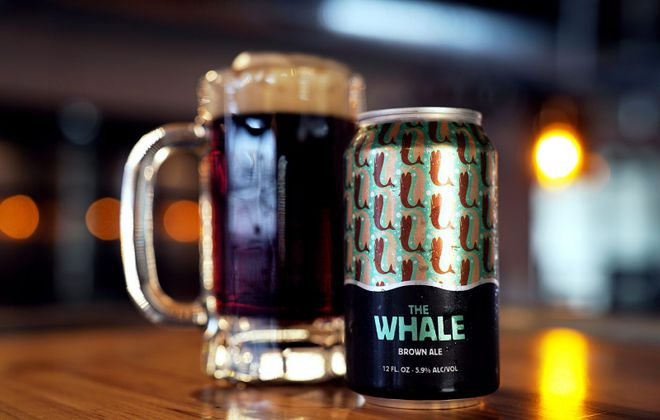 The Whale Ale from Community Beer Works is a flagship beer great for the warmer weather.