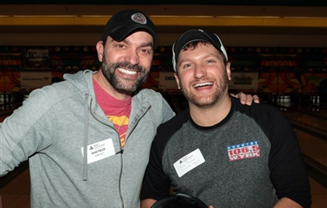 Picture This: Media Celebrity Bowling Challenge