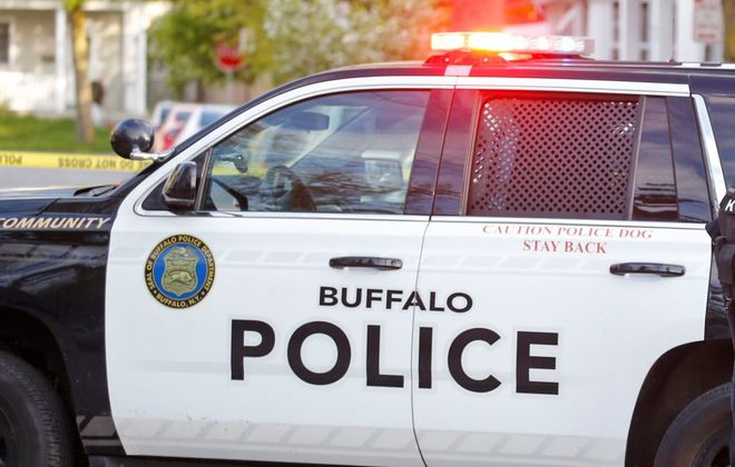 Woman in wheelchair robbed while in front of Buffalo church