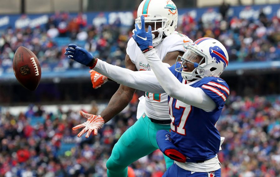 Cornerback Levi Wallace finished the 2018 season on a high note with the Buffalo Bills. (Getty Images)