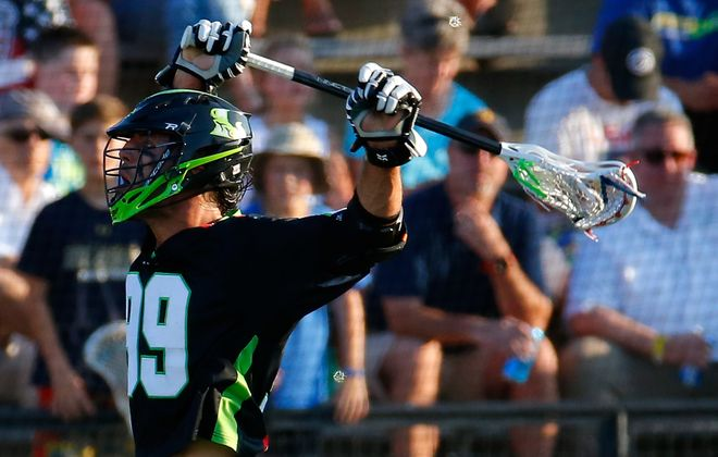 Paul Rabil, a star in MLL, has started a new pro outdoor league (Kevin C. Cox/Getty Images)