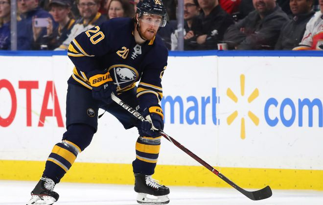 Scott Wilson had been placed on waivers by the Sabres (Kevin Hoffman/Getty Images)